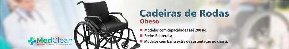 cadeira de rodas Obeso