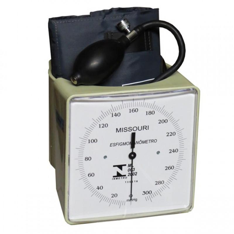 Esfigmomanômetro Aneróide Aparelho de Pressão de Parede..