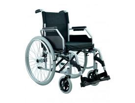 Cadeira de Rodas Munique Alumínio 125Kg Praxis