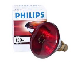 Lâmpada Infravermelho para Fisioterapia, Termoterapia, Fototerapia - Philips