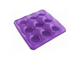 Almofada Caixa de Ovo Quadrada com Orifícios Fechados - Inflável