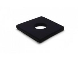 Almofada Confort Plus Terapêutica em Latex Quadrada com Orifício