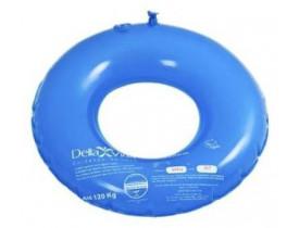 Almofada Terapêutica Para Cóccix Redonda com Orifício Flex Ar/Água