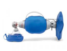 Ambu Reanimador Mark IV Adulto Ressuscitador Silicone 100% Autoclavável