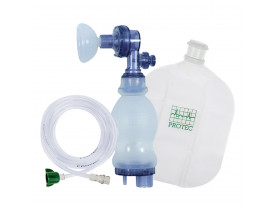Ambú Reanimador Neonatal Protec Silicone Standard