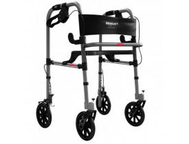 Andador Ortopédico 4 Rodas Mercur com Assento