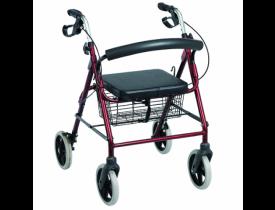 Andador Para Idoso Quatro Rodas - SC5011B - Comfort