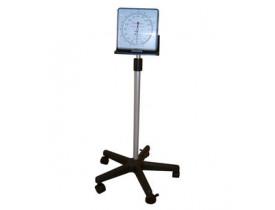 Aparelho de Pressão Hospitalar Esfigmomanômetro Pedestal com Rodízios - Premium