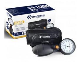 Esfigmomanômetro Clínico Incoterm EC500 Manômetro Anti-Choque