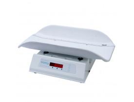 Balança Pediátrica Antropométrica Digital - Welmy 109E - 15 Kg - Com Concha Injetada