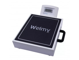 Balança Digital Portátil Welmy W200 M - LCD
