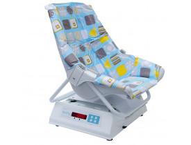 Balança Infantil Digital - 15 Kilos Divisão 5 Gramas com Cadeirinha -109-E Confort - Welmy