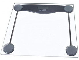 Balança Digital GLASS 10 Capacidade 150kg | G-TECH