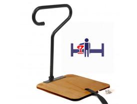 Barra de Apoio para Cama Box Bed Cane – HBB Mobilidade