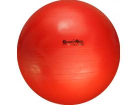 Bola para Exercícios Gynastic Ball 55cm Vermelha - Para Ginástica Pilates e Yoga