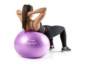 Bola de Pilates, Treino Funcional e Yoga 65cm Hidrolight na Medclean