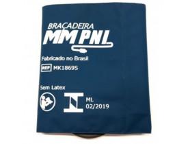 Kit Braçadeira PNI para Monitor Nihon Kohden completo com Mangueira Extensora e Conectores