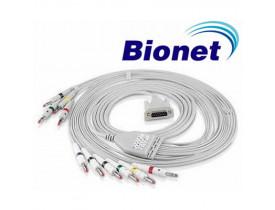 Cabo Paciente de ECG Bionet 10 vias Original
