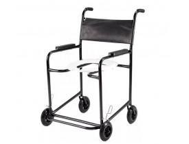 Cadeira de Banho Obeso 130 kg - Largura 52cm