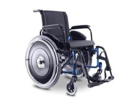 Cadeira de Rodas AVD Alumínio -Ortobras