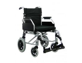 Cadeira de Rodas Barcelona Tam. 16 Alumínio 115Kg Praxis