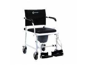 Cadeira de Rodas e Higienização com Coletor - Comfort - SL156