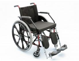 Cadeira de Rodas com Elevação de Pernas Flex 100Kg Prolife