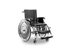 Cadeira de Rodas Gazela Ultra Lite Alumínio - Ortobras