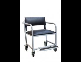 Cadeira de Rodas Hospitalar obeso Cap. 300Kg