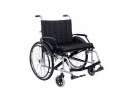 Cadeira de Rodas Obeso Max - Capacidade 150 Kg - Assento 66 cm – CDS