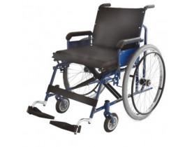 Cadeira de Rodas Obeso 160 kg - Dobrável