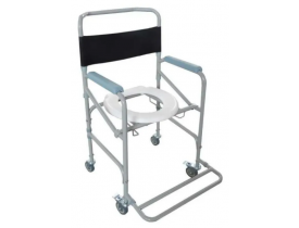 Cadeira de Banho Higiênica Dobrável Reforçada D40 Dellamed