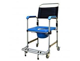Cadeira para banho e Higienização D50 Dellamed Cap.150kg