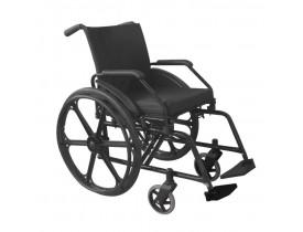 Cadeira de Rodas Active 120kg Rodas Nylon Pneu Maciço Dune