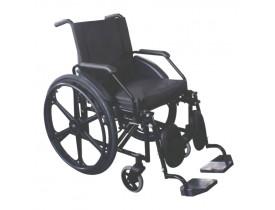 Cadeira de Rodas Dobrável c/ Elevação de Pernas - Capacidade 120 kg - Active