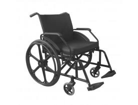 Cadeira de Rodas Dobrável Obeso 140 kg - Active Max