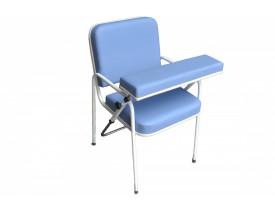 Cadeira para Coleta de Sangue para Laboratórios - Comfort - Cap. 150kg