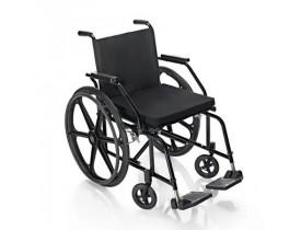 Cadeira de Rodas Pratica Pneu Maciço PL4001 44cm Prolife