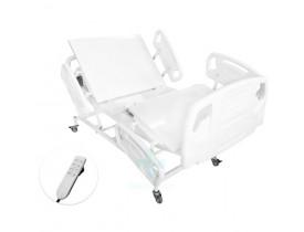 Cama Fawler Hospitalar Automatizada com Elevação do Leito Extra Luxo Obeso