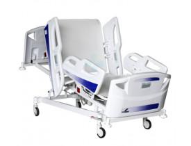 Cama Fawler Hospitalar Automatizada Avançada para UTI Extra Luxo Obeso
