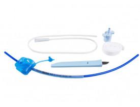 Cânula Kit Mini-track II Cricotireoidectomia Portex