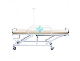 Carro Maca Hospitalar com Regulagem de Altura - Elevação do Leito - Obeso