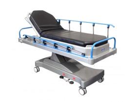 Carro Maca - Dorso Móvel - Elevação Hidráulica a Pedal