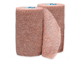 Bandagem Elástica Auto Aderente - Co-Plus BSN Medical  - 5cm x 4,5m - Cor da Pele