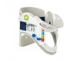 Colar Cervical Ambu® Perfit ACE Ajustável 16 Posições *Transparente à radiação