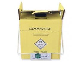 Suporte p/ Coletor Perfuro Cortante  Grandesc (