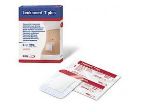 Leukomed T Plus BSN - Curativo Impermeável Filme Transparente + Pad Estéril 8cm X 10cm Cx com 50un