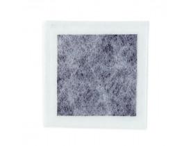 Curativo de Carvão Ativado e Prata Casex 10,5 x 10,5cm