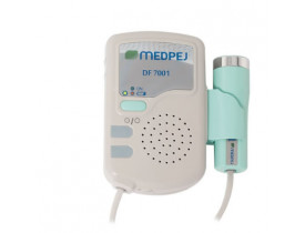 Detector Fetal Portátil Medpej DF-7001-N
