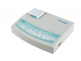 Eletrocardiografo3Canais12derivaçõescomBateriaInterna Recarregável MemóriaeDisplayLCDECG12SPlus